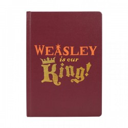 Carnet de Notes Weasley is...