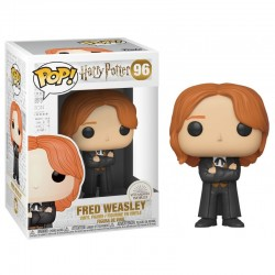 Funko Pop Fred Weasley Yule...