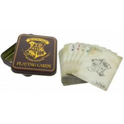 Jeu de cartes Hogwarts...