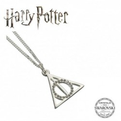 Collier Harry Potter Argent...
