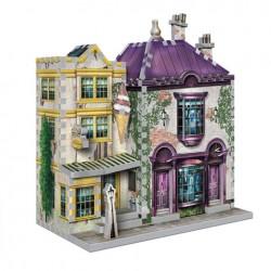 Puzzle Boutiques Madame...