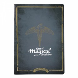Carnet A4 Care of Magical...