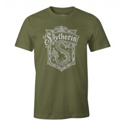 T-Shirt Serpentard School...