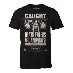 T-Shirt Lucius Malefoy Caught