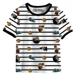 T-Shirt Niffleur Rayé