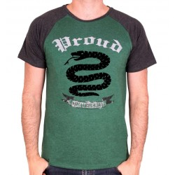 T-Shirt Serpentard Proud