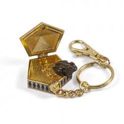 Porte-clés Chocogrenouille