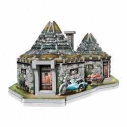Puzzle 3D Hutte d'Hagrid