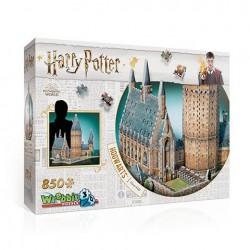 Puzzle 3D Poudlard La...