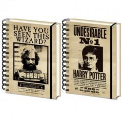 Carnet de Notes Harry...
