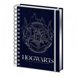 Carnet de notes Hogwarts à...