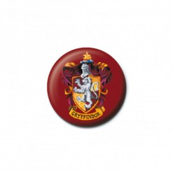 Badge Bouton Gryffondor