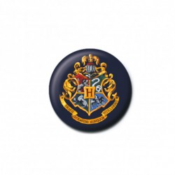 Badge Bouton Poudlard