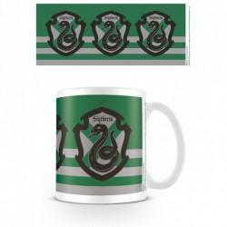 Mug Serpentard avec Bandes...