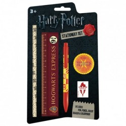 Set Papeterie Harry Potter
