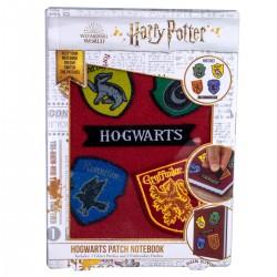 Carnet Patch Harry Potter