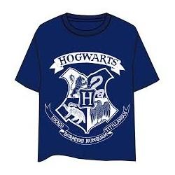 Tee-shirt Adulte Hogwarts T.M