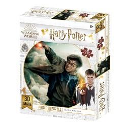 Puzzle Lenticulaire 3D Harry