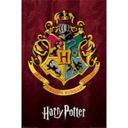 Poster Hogwarts School Crest