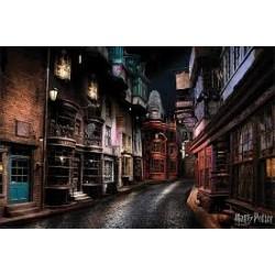 Poster Diagon Alley