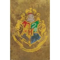 Poster Hogwarts Crest