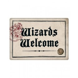 Aimant Wizards Welcome