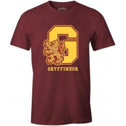Tee-Shirt G Gryffondor T.M