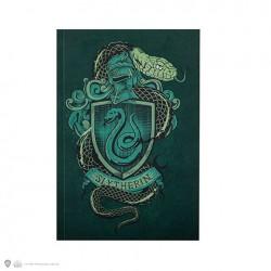 Carnet Serpentard 120 Pages