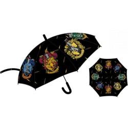 Parapluie Poudlard noir