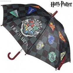 Parapluie Poudlard noir...
