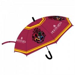 Parapluie Poudlard bordeaux