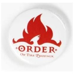 Badge bouton Ordre du Phoenix