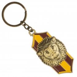 Porte clés Gryffondor Lion 3D