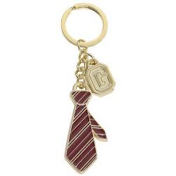 Porte clés cravate Gryffondor