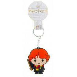 Porte-clés caoutchouc Ron...
