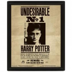 Cadre Harry Potter Effet...